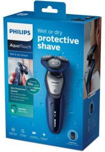 Afeitadora-eléctrica-Philips-AquaTouch-S5600