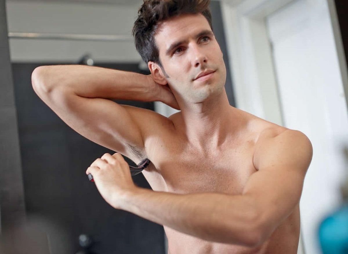Mejores afeitadoras corporales masculinas