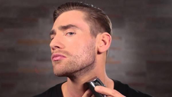 afeitarse primera vez