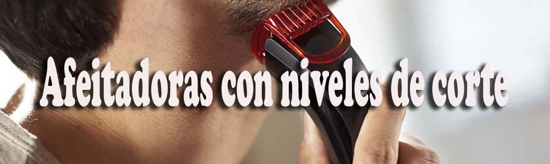 afeitadoras